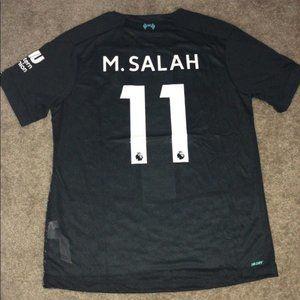 NEW M. Salah Liverpool Third 2020 Jersey